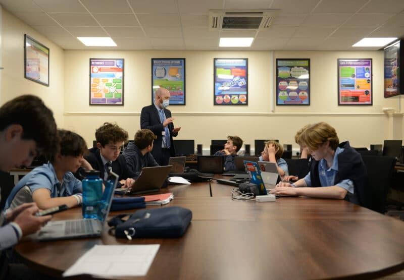 New Director of Computer Science introduces 'digital Duke of Edinburgh' awards scheme