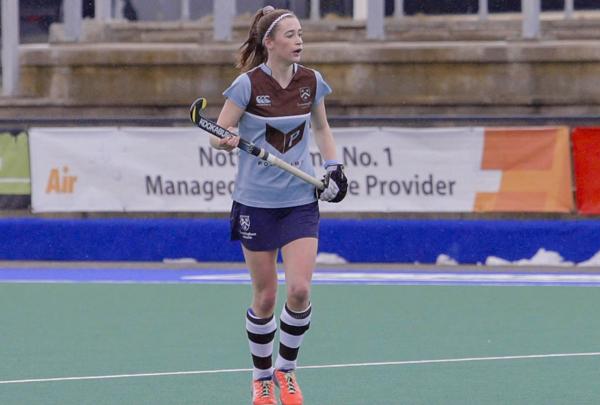 Lottie Summers Picked for GB Hockey Elite Development Programme