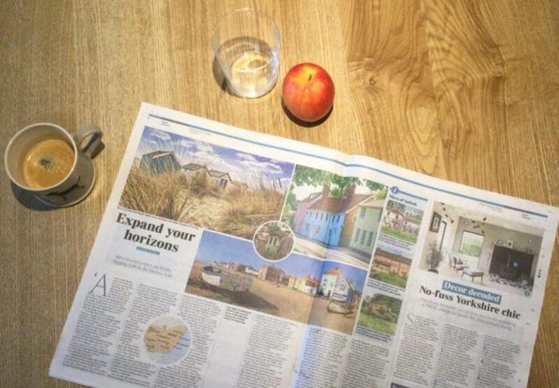 Framlingham College 'In the press'