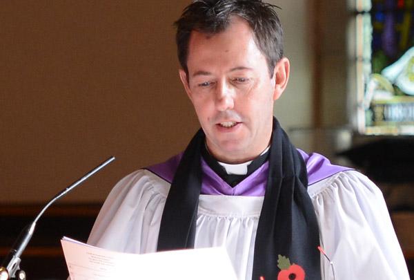 Brynn Bayman Made Honorary Canon