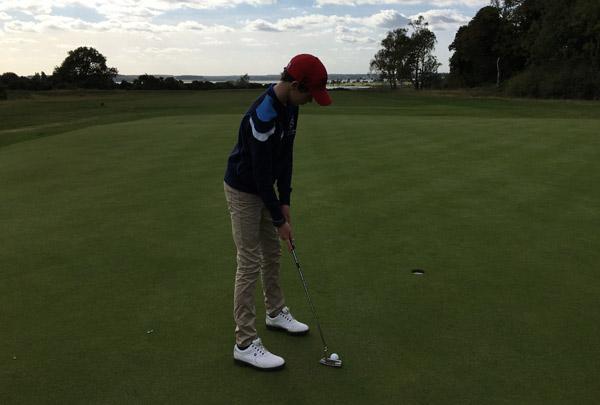Framlingham Golfers secure tie against OFs at Aldeburgh
