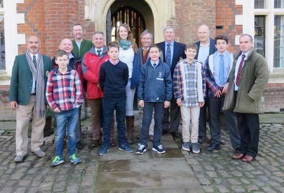 Old Framlinghamians Rifle Club (OFRC) v Framlingham College Rifle Club