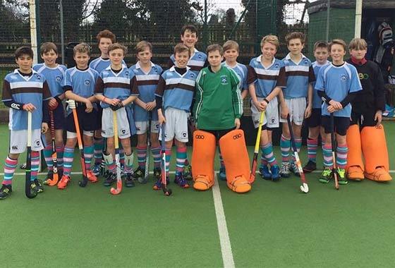 Hockey Tour to Kent