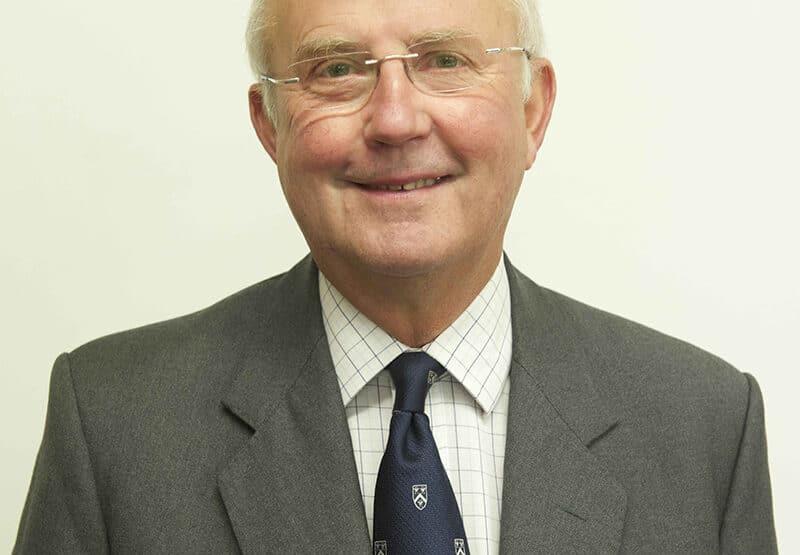 AVM Simon Dougherty