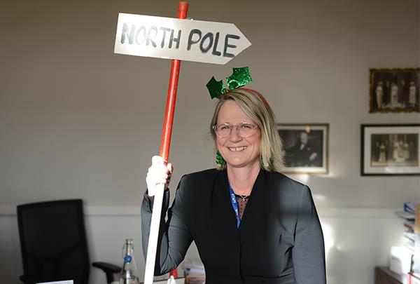 Principal's Christmas Address