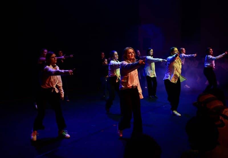 House Dance: Pembroke pupils step up to take House Dance trophy