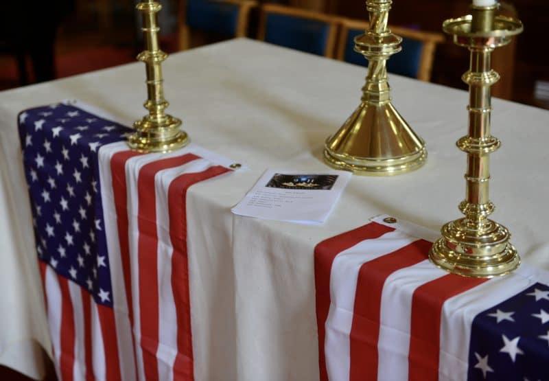 9/11 Memorial Service – 20 year anniversary