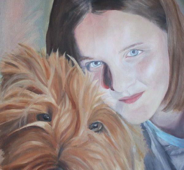 Year 13 art pupils delight in prestigious Anna Airy art award recognition